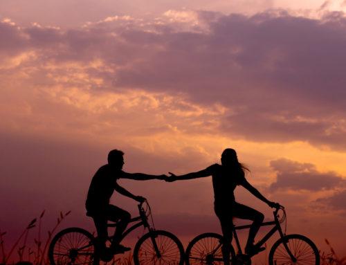 KRAINA JEZIORKI – raj dla rowerzystów!
